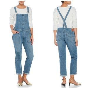 Levis Legacy Surplus Overall in Country Heart